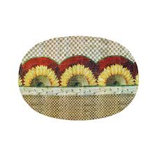 brumlow mills sunflower rugs kitchen 28 images sunflower kitchen rugs