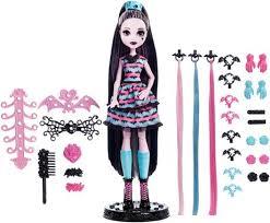 monster party hair draculaura doll walmart canada