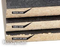 portable track saw table benefits of a track saw family handyman