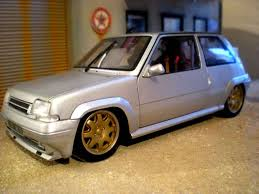 renault 5 tuning renault 5 gt turbo by car extreme norev diecast model car 1 18