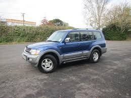 mitsubishi 2000 2000 mitsubishi pajero gls nz new 4wd diesel suv 1 reserve