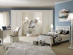White Furniture Set Teens Room Minimalist Teenage Bedroom Decor Concept You Must Try