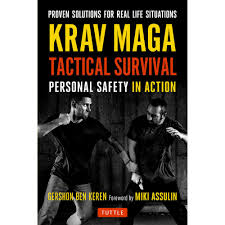 book review krav maga tactical survival by gershon ben keren