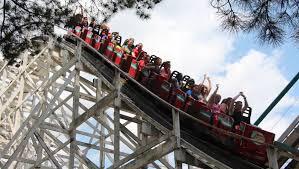 Six Flags Rides Ga Six Flags Over Georgia Schließt 27 Jahre Alte Holzachterbahn