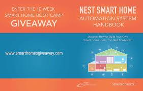 gerard u0027s upcoming book u2013 nest smart home automation system handbook