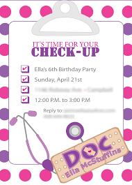 498 best doc mcstuffins party images on pinterest birthday party