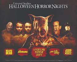 past themes of halloween horror nights ticket pricing and packages released for halloween horror nights at