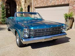 Classic Car Trader Los Angeles Classic Ford Galaxie For Sale On Classiccars Com 196 Available
