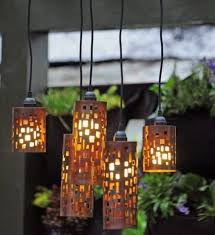 Candle Pendant Light Diy Projects Candle Holder Pendant Shades 50 Coolest Diy