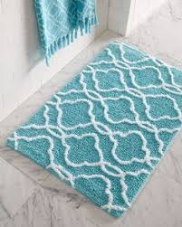 Coral Color Bathroom Rugs Signature Coral Bath Rug Bath Rugs Coastal And Bath