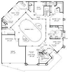 house plans with indoor pool fireplace plans indoor contemporary home mansion house plans