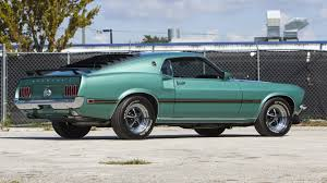 Black Mustang Mach 1 1969 Ford Mustang Mach 1 Fastback T204 Kissimmee 2016