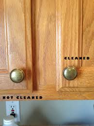 best how to clean grease off wood kitchen cabinets wooden