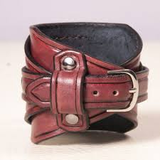 leather bracelet cuff women images Best tooled leather cuffs products on wanelo jpg