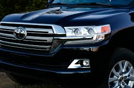 land cruiser toyota 2016 toyota land cruiser updated with new transmission revised look