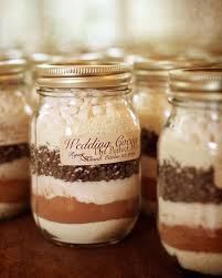 cool wedding favors picture of easy to make cocoa mix winter wedding favors
