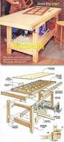 Easy Wood Workbench Plans by 567 Best Etablis Images On Pinterest Workbenches Workshop And