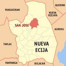 san jose ethnicity map san jose nueva ecija