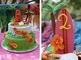 Luau Cake Decorations Lily U0027s Luau Paper And Home