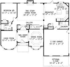 European Style House by European Style House Plan 5 Beds 4 00 Baths 3317 Sq Ft Plan 54 174