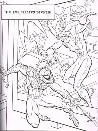 spiderfan org comics marvel super heroes mega colouring book