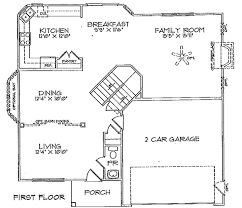 2 Car Garage Floor Plans Floor Plans U2013 Barry Andrews Homes