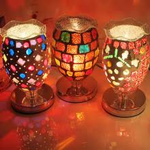 popular mosaic table lamp buy cheap mosaic table lamp lots from