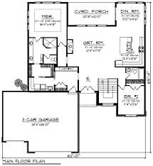 2 bedroom ranch floor plans 2 bedroom ranch house plans unique floor plans for small ranch homes