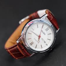 Jam Tangan Alba Pria terjual jam tangan pria cowok alba analog leather w740 kaskus
