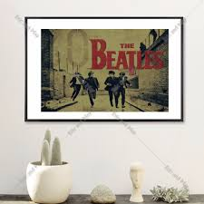 Cheap Retro Home Decor Online Get Cheap Vintage Running Posters Aliexpress Com Alibaba