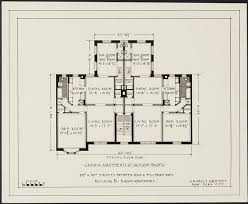 new york apartments floor plans museum of the city of new york typical floor plan garden