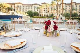 las vegas destination wedding poolside las vegas destination wedding