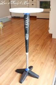 baseball bat plant stand u003d nightstand love family u0026 home
