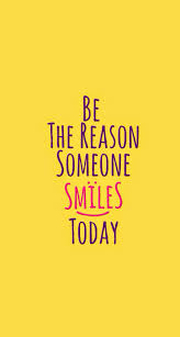 karma quote wallpaper be the reason someone smiles today backgrounds pinterest