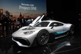 mercedes mercedes amg project one brings formula 1 tech to the road