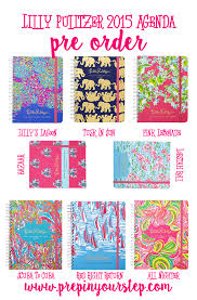 high school agenda prep in your step lilly pulitzer 2015 agenda pre order