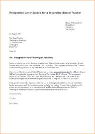 6 sample of resignation letter basic job appication letter