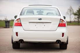 subaru legacy white 2013 2009 used subaru legacy special edition for sale
