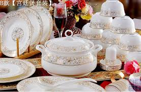 china colorful dinnerware sets cheap new bone china dishes set