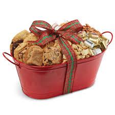 cookie baskets cookie gift baskets metal cookie gift basket carolina