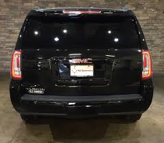new 2017 gmc yukon slt 4d sport utility in mattoon g24600 kc