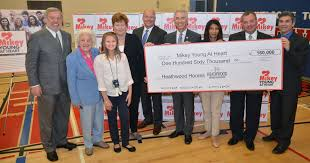the mikey network makes 500 000 commitment to all peel board