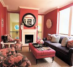 Best RoomsLiving  Otherwise Images On Pinterest Living - Pink living room design