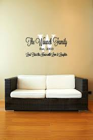 quote about design interior personalized wall decals for home personalized wall decals home