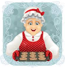 mrs claus cookie class sat 3rd december victoria shopping