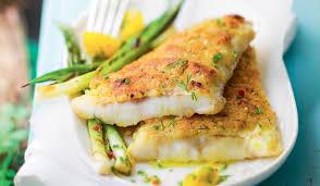 cuisiner le cabillaud 2 filets de cabillaud msc en croûte d amande beurre persil