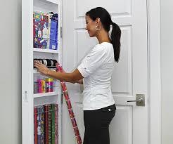 the door storage cabinet