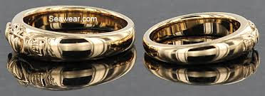 claddagh set claddagh wedding set