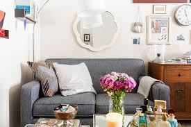What Does 300 Square Feet Look Like See Inside Beauty Editor Maria Del Russo U0027s Nyc Apartment Domino