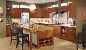 Merillat Classic Fusion In Maple Sable Merillat - Merillat classic kitchen cabinets